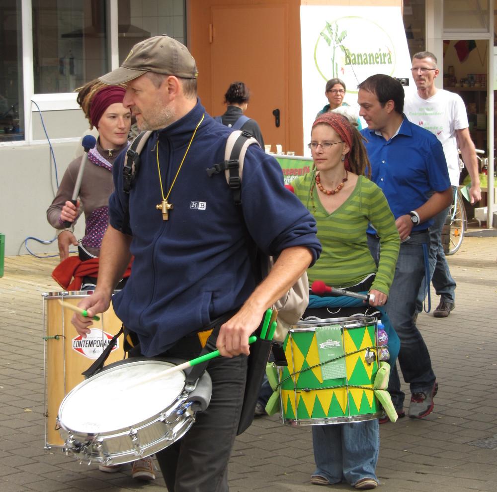Nachhaltigkeitstag Erlangen - SambaOne