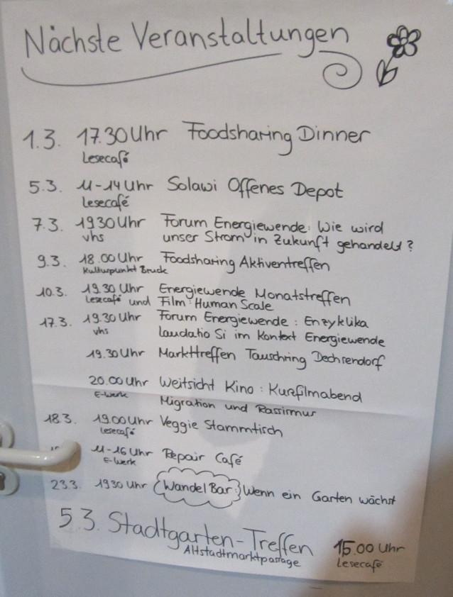 Nächste Veranstaltungen Erlangen