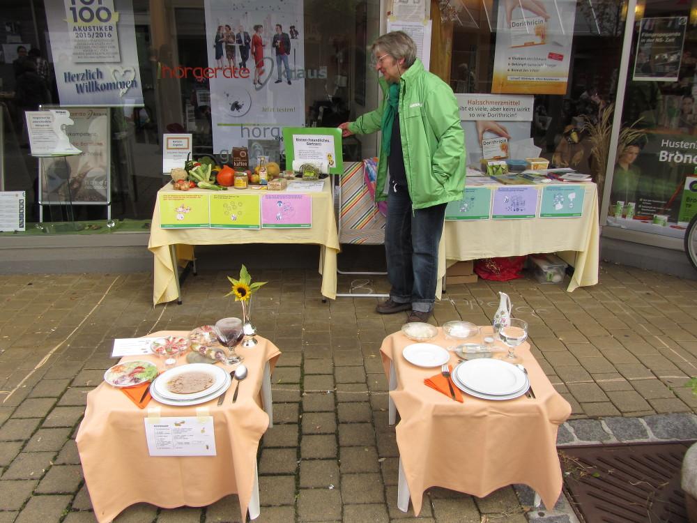 Nachhaltigkeitstag Erlangen - Greenpeace Erlangen