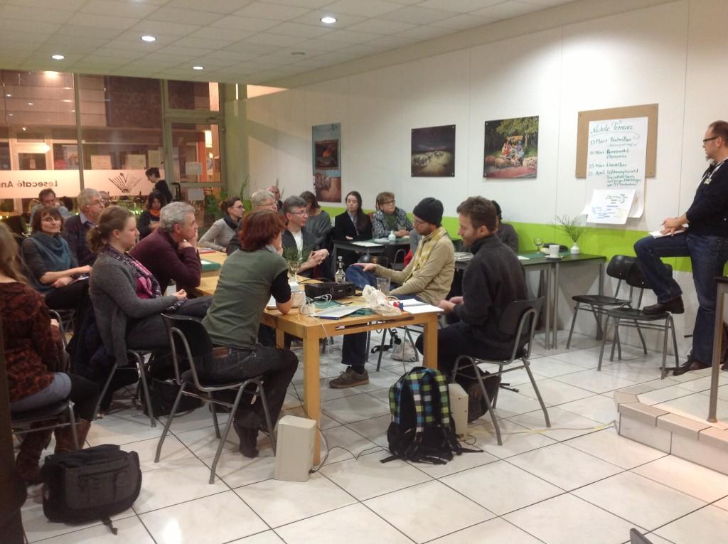 Voices of Transition in Erlangen