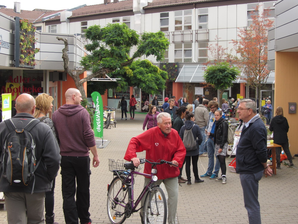 Nachhaltigkeitstag Erlangen