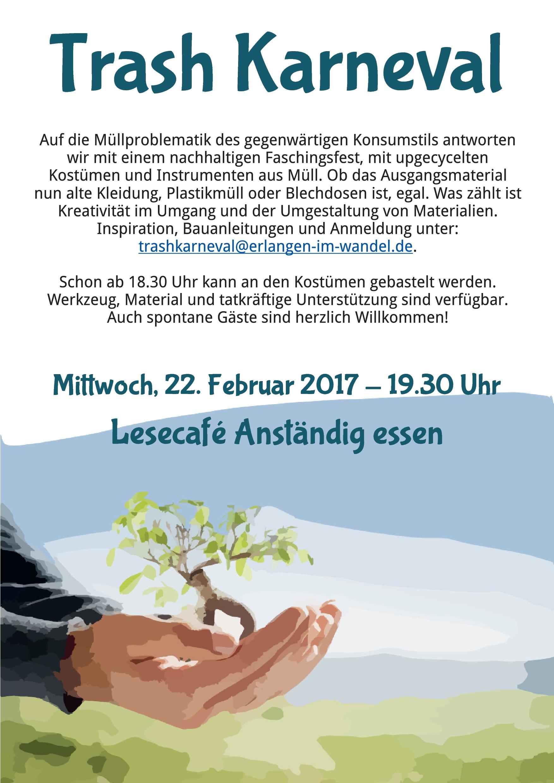 Einladung Zur Wandelbar Am 22.2.2017