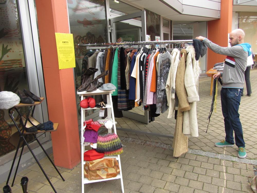 Nachhaltigkeitstag Erlangen - Vinty's Secondhand Mode